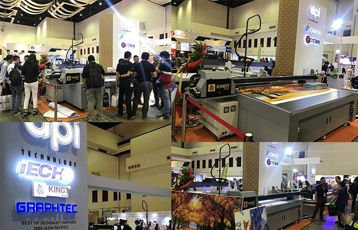KINGT KGT-2513 Digital UV Flatbed Printing Machine Price in Malaysia