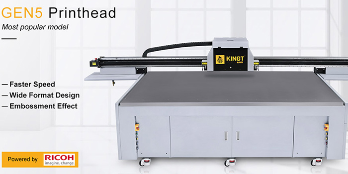Advantages of UV flatbed printers for industrials
