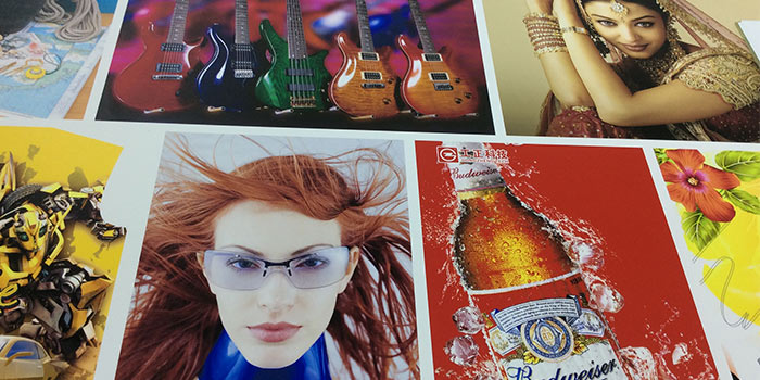Application of UV Flatbed Printers in advertising industry