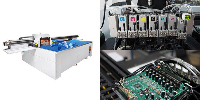 How to Maintenance the UV Faltbed Printer