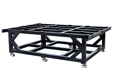 Industrial Y Structure Tungsten Steel Frame