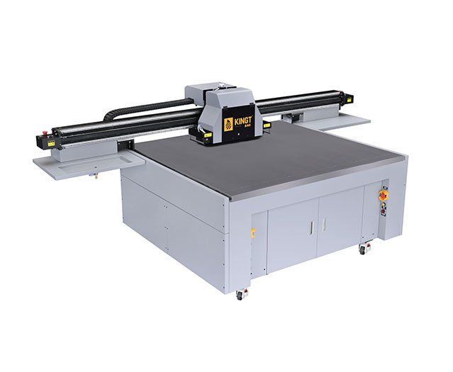KINGT UV printers with ricoh printhead