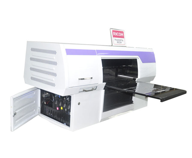 small format UV printer